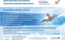 Jak připravit úspěšnou kampaň poradí přední odborník na crowdfunding
