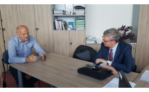 Ministr průmyslu a obchodu na návštěvě v JVTP
