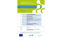 Seminář Podpora digitalizace v malých a středních podnicích