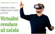 Digitalizace reality: Praktický přínos virtuální a rozšířené reality (VR/AR) pro firmy