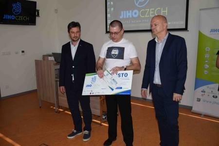 vítěz soutěže