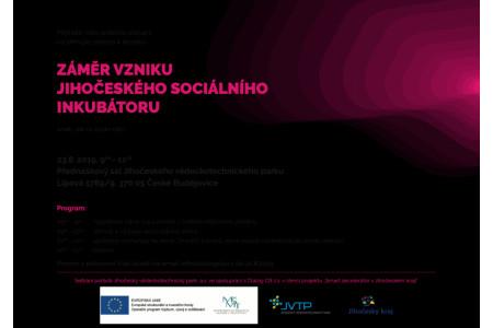 Pozvánka_Jihočesky sociální inkubátor_vol.II