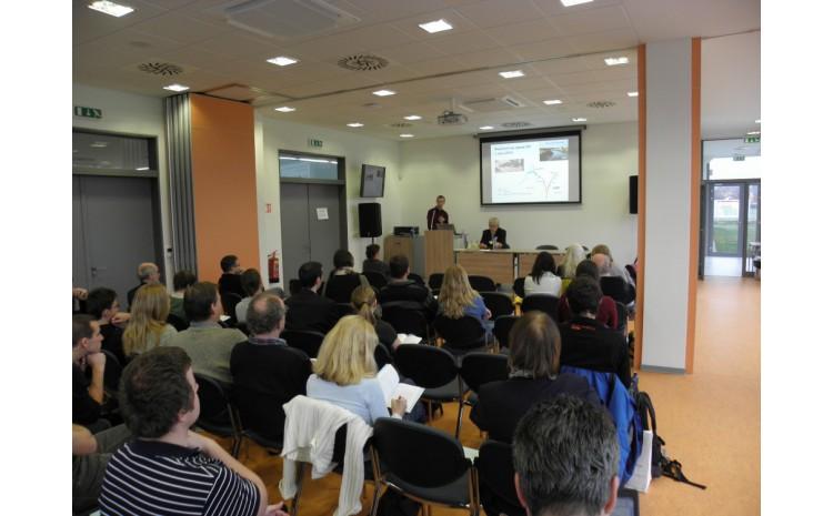 """Mezinárodní konference """"Invazní akvatické druhy živočichů"""" v JVTP"""
