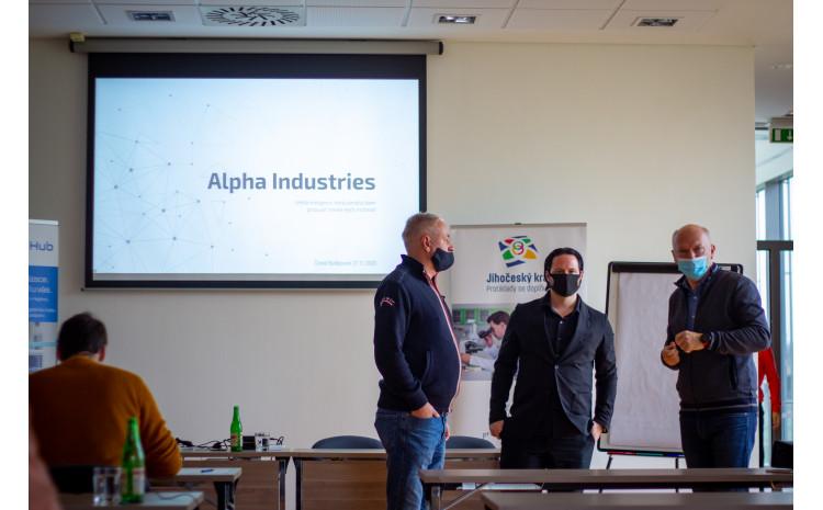 """""""Expertní den s AI"""" v rámci projektu Jihočeský Digi Hub"""