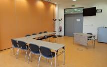 přednáškový sál - část A