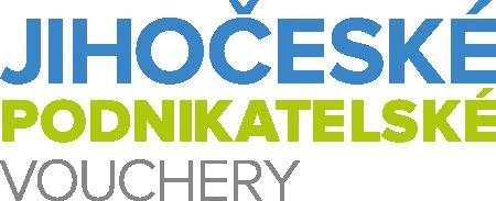 Jihočeské podnikatelské vouchery logo