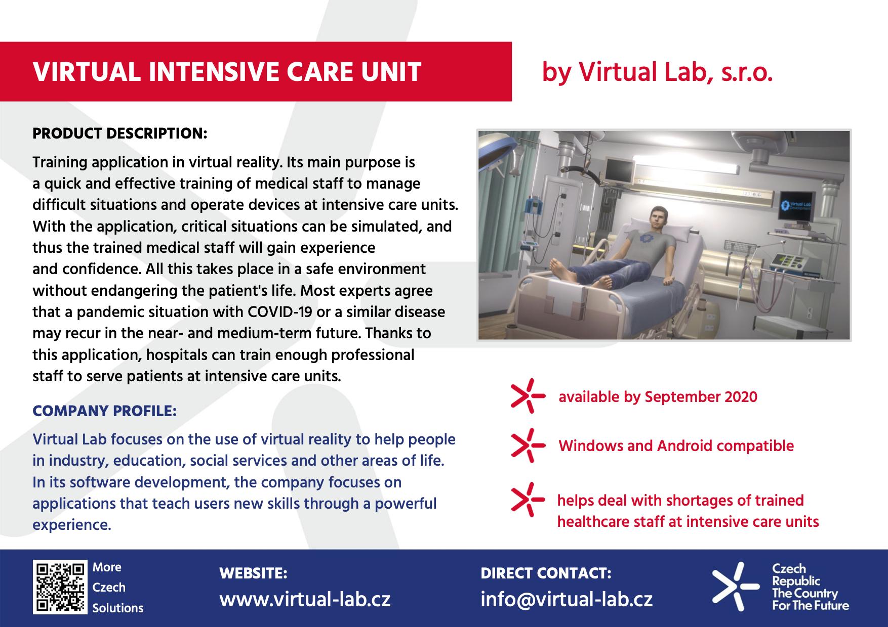 Virtual Intensive Care Unit